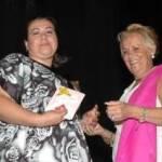 En el marco de esta femenina celebración se entregaron reconocimientos a familiares de mujeres que han dejado una intensa pero olvidada huella en nuestro estado de BCS, entre ellas la señora Julia García quien fuese una impecable docente dedicada también a rubros políticos.