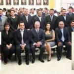 """""""No vemos las señales de quienes van a conducir este gabinete, ni de que ello pueda ser llevado a buenos términos"""" declaró antes de comenzar una conferencia de prensa en la que acompañó al equipo parlamentario del partido del sol azteca en la entidad."""