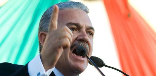 """Sobre el """"desaire"""" de NAM, «a los sudcalifornianos les tocará valorarlo», dice el Gobernador"""