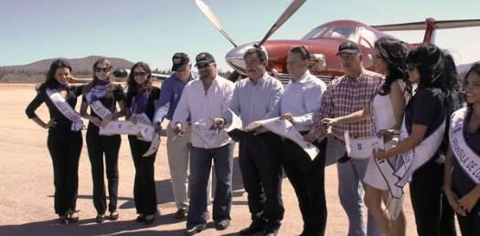 """Dejan senadores """"en el aire"""" el caso del Aeródromo Las Arenas"""