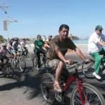 El punto de encuentro para los participantes será en la calle 5 de Mayo y Alvaro Obregón y culminará en las instalaciones del antiguo Seguro Social donde se procederá a realizar actividades de caminata y patinaje.