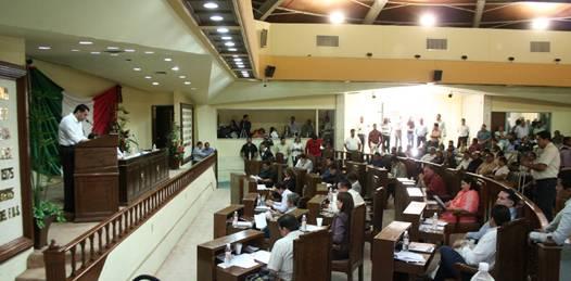 Buscarán diputados se asigne mayor porcentaje de participaciones federales a municipios