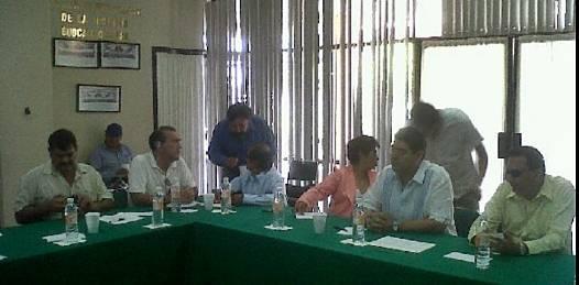 Dialogan diputados con Asociaciones de personas con discapacidad