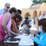 El mastógrafo será colocado en una unidad móvil misma que realizará recorridos en todo los rincones del municipio para efectuar exploraciones de detección oportuna de cáncer de mama principalmente en mujeres.