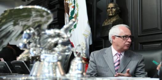 """Mediante una carta dirigida al legislador panista, el Presidente de esa asociación, Michele M. Paige, manifestó su """"gran aprecio por el invaluable trabajo que ha realizado en el Senado del Congreso mexicano""""."""