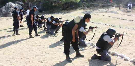 BCS es el segundo estado del país con más policías por habitante