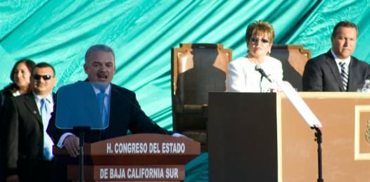 Protestó Marcos Covarrubias como Gobernador del estado