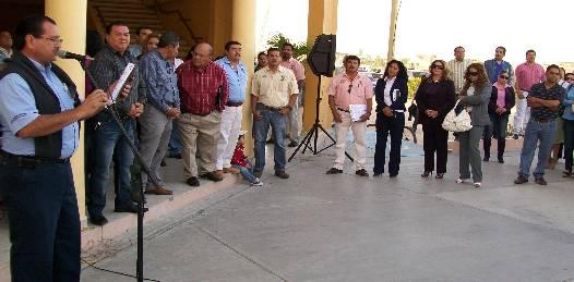 Con un millón 200 mil pesos pretende alcaldesa saldar el total de adeudos con sindicalizados