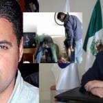 El entonces procurador de Justicia estatal, Fernando González Rubio ha negado insistentemente su presencia en el lugar y momento de los hechos, desmintiendo que haya sido él, quien pistola en mano y protegiendo su identidad con una capucha, presenciara y avalara el acto de tortura.