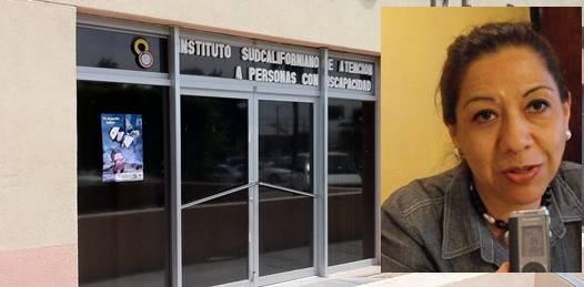 Lamenta la directora del Instituto de Atención a Personas con Discapacidad que haya politizado su nombramiento