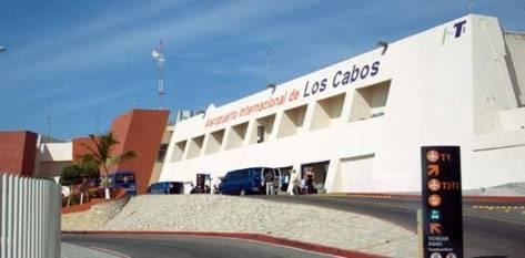 Mientras que en el aeropuerto de Los Cabos se recibieron 2.8 por ciento menos  visitantes, en Guadalajara el índice negativo fue de 2.2 por ciento menos viajeros en el primer cuatrimestre del año comparado con el mismo periodo de 2010.