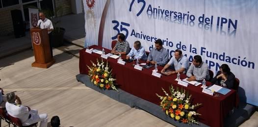 Celebra CICIMAR 35 años de su fundación