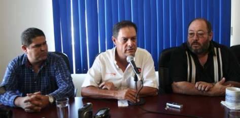 El secretario visitó Baja California Sur para disculparse en nombre de Convergencia nacional con militantes y candidatos de las elecciones pasadas por haberles dado la espalda durante los comicios.