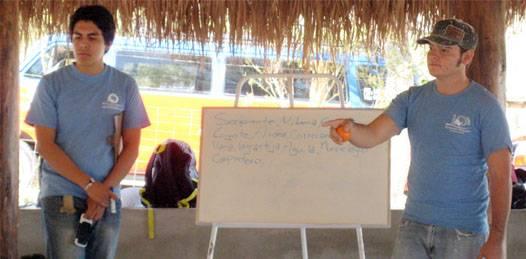 Ofrece EPI taller-campamento  de educación ambiental en  El Chivato