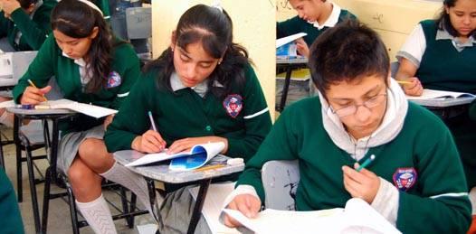Inicia la aplicación de la prueba ENLACE a alumnos de primaria y secundaria