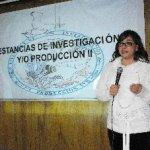 """La UABCS presentará las """"XXVII Estancias de Investigación y/o Producción II"""" el día de hoy miércoles 25 de mayo de 2011, a las 8:45 horas, en el Auditorio del Área de Ciencias del Mar."""