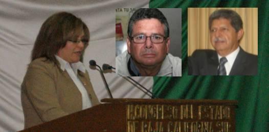 """Hoy comparecerán ante el Congreso los 2 rectores de la UABCS. """"Ya que caso tiene"""" objetaron algunos legisladores"""