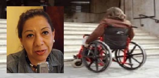 Demandan remoción de la directora del Instituto de Atención a Personas con Discapacidad