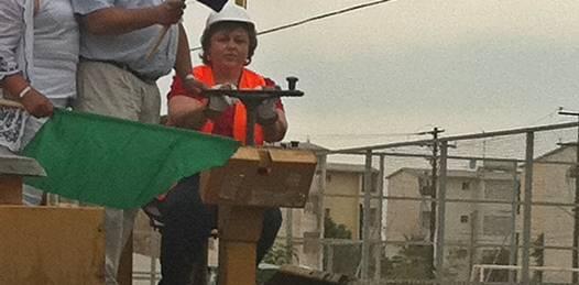 Llama a Esthela Ponce a una sola gran acción por La Paz