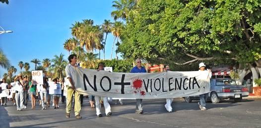 Amenazan con desobediencia civil si el Gobierno no muestra resultados en la lucha contra la violencia