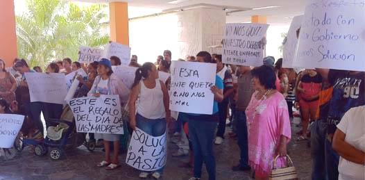 """""""No somos invasores, el gobernador Agúndez nos prometió estos predios"""" aseguran colonos de La Pasión"""