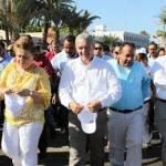 Con la misma indignación fue que los líderes sindicales de los burócratas locales solicitaron mayor respeto a los trabajadores durante el desfile del pasado domingo, insistiendo en que el respeto a la institución es una relación de dos vías.