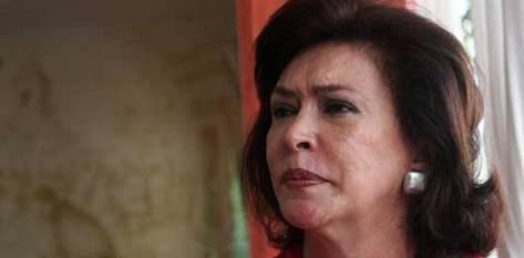 Araceli Domínguez, directora general de Desarrollo Social.