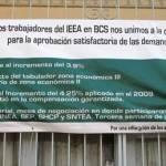 Una huelga a este sector afectaría al menos a 5 mil personas que se ven beneficiadas directamente por los servicios de educación a los adultos que otorga esta institución informó Cosío Amador.