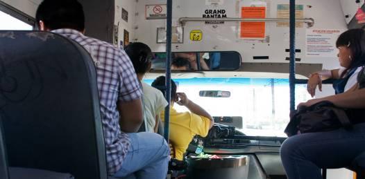 No habrá aumento al transporte público en esta administración garantiza la alcaldesa