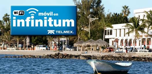 Permitirá Cabildo a Telmex instalar internet inalámbrico en el malecón