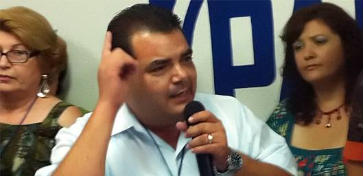 Asume Herminio Corral la dirigencia estatal del PAN