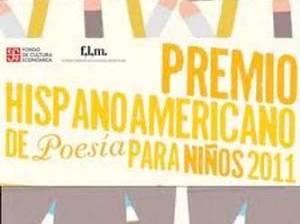 Convocan al Premio Hispanoamericano de Poesía para Niños 2011