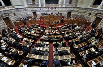 Aprueban diputados griegos ajuste y la UE autoriza desbloqueo de la ayuda