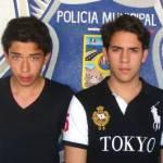 Mario Alberto Rosas Durand y Alfonso Eduardo Sainos Moedano.