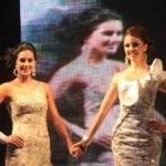 Al final los jueces eligieron a cuatro finalistas, Jessica García, Hassel López quienes obtuvieron el primer lugar y la suplencia dejando el segundo lugar a Jessica Ascencio del Municipio de Comondú y el tercer lugar a la guapa Andrea Bertín de La Ribera.