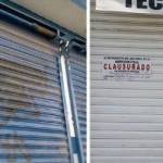Corrales Frías, precisó que a la fecha han clausurado alrededor de 30 a 35 negocios, quienes se habían negado a acatar el llamado de la autoridad y por esta razón se procedió a la clausura e infracción algunos establecimientos.