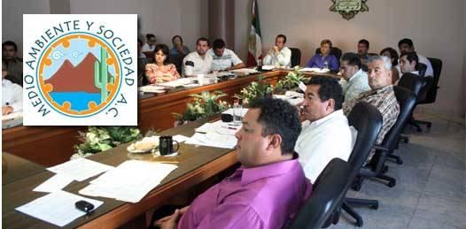 Tiene el ayuntamiento la capacidad para declarar improcedente proyecto Paredones Amarillos:MAS