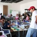 """La Casa estatal de la Cultura ha perdido liderazgo, la gente no sabe dónde está, """"es la única Casa de Cultura estatal que es insuficiente"""", reconoce Alan Castro, director de la Casa y ex director de Cultura Municipal de Los Cabos."""