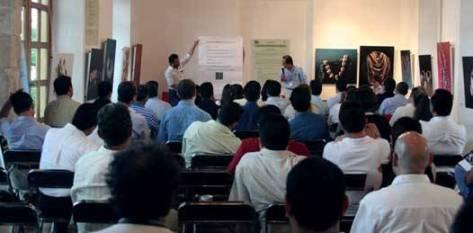 El taller contó con la asistencia de representantes de las Áreas Naturales Protegidas (ANP) de la región noroeste provenientes de los estados de Jalisco, Nayarit, Sinaloa, Sonora ,Baja California y Baja California Sur.