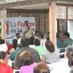 Durante la reunión se dieron intervenciones de los dirigentes municipales de la CNOP, y la CNC y del consejero político nacional; Ángel Salvador Ceseña, junto a las interrogantes que plantearon los consejeros políticos Estatales y Municipales.