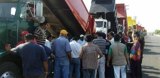 Ya hay visos de solución en el conflicto de transportistas