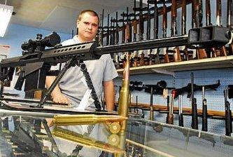 Norma Obama ventas de armas en estados fronterizos de EU
