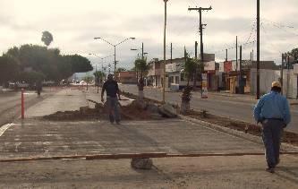 Exigen se de mantenimiento  al boulevard  Emiliano Zapata
