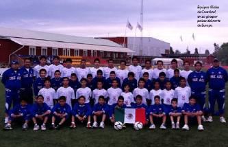 Destacan jóvenes futbolistas cabeños en torneo europeo