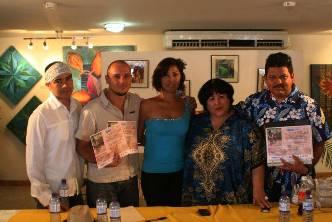 Ganaron cabeños el Festival de la Canción Sudcaliforniana