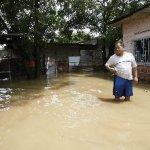 Protección Civil estatal advirtió, además, sobre la posibilidad derrumbes y deslaves en la Sierra y la Huasteca.