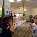 Silvia Lupián Durán, dio el mensaje de bienvenida, reiterando la urgente necesidad de que los tres órdenes de Gobierno se unan y se pongan de acuerdo para trabajar en bien de la ciudadanía, sin mediar colores partidistas ni intereses políticos, sino, el interés exclusivo de la ciudadanía.