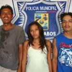 José Ignacio, Esmeralda Guadalupe Ramírez Martínez, Miguel Ángel Valadez Flores y Daniel Nava Ángel.