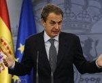 """Las elecciones """"se celebrarán el próximo 20 de noviembre"""" y no en marzo de 2012, dijo Zapatero en una conferencia de prensa en Madrid. """"Era lo natural, lo razonable"""", agregó."""