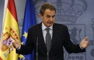 Anuncia Zapatero elecciones anticipadas en España